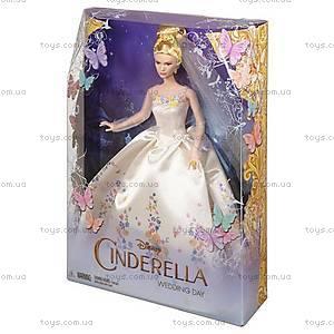 Коллекционная кукла Дисней «Золушка в свадебном платье», CGT55, цена
