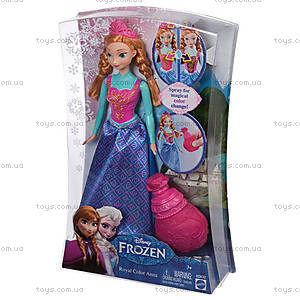 Кукла Дисней «Магия цветов» из м/ф «Холодное сердце», BDK31, цена