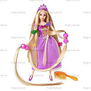 Кукла Принцесса Рапунцель «Игра с волосами», CJP12