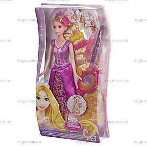 Кукла Принцесса Рапунцель «Игра с волосами», CJP12, отзывы