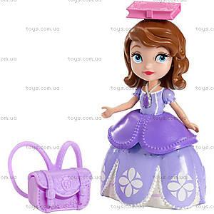 Кукла Дисней Принцесса София «Учимся этикету», CJP98, фото