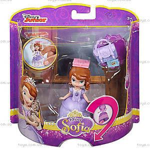 Кукла Дисней Принцесса София «Учимся этикету», CJP98