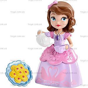 Кукла Дисней Принцесса София «Учимся этикету», CJP98, цена