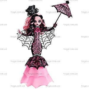 Коллекционная кукла «Дракулора» Monster High, CHW66, купить
