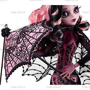 Коллекционная кукла «Дракулора» Monster High, CHW66, фото