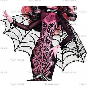 Коллекционная кукла «Дракулора» Monster High, CHW66, отзывы