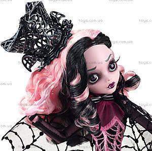 Коллекционная кукла «Дракулора» Monster High, CHW66, цена