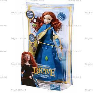 Кукла Дисней «Отважная» с луком, X4005, отзывы