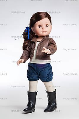 Детская кукла «Эмили в осеннем», 06004