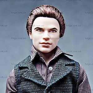 Коллекционная кукла Эммет Каллен из фильма «Сумерки. Сага. Рассвет», Y5910, игрушки