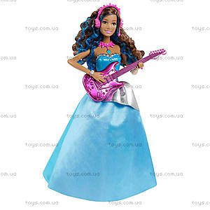 Кукла Эрика из м/ф «Барби: Рок-принцесса», CMT18, купить