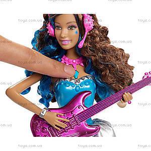 Кукла Эрика из м/ф «Барби: Рок-принцесса», CMT18, отзывы