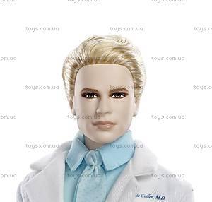 Коллекционная кукла Карлайл Каллен из фильма «Сумерки. Сага. Рассвет», X8246, купить
