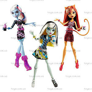 Кукла Monster High серии «Кофейня Coffin Bean», BHN03