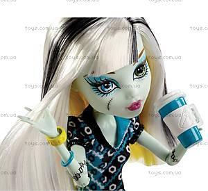 Кукла Monster High серии «Кофейня Coffin Bean», BHN03, детские игрушки