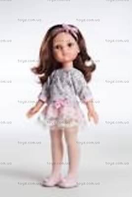 Детская кукла «Керол в платье гипюр», 04502