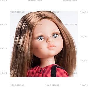 Детская кукла «Керол» с серыми глазами, 04500, купить