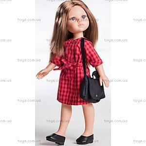 Детская кукла «Керол» с серыми глазами, 04500