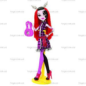 Кукла Monster High серии «Монстрические мутации», CBP34, фото