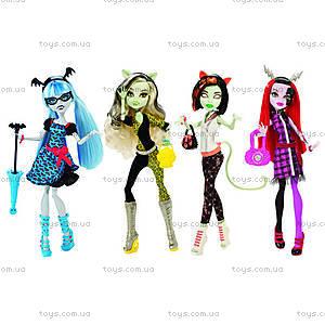 Кукла Monster High серии «Монстрические мутации», CBP34