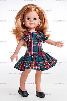 Детская кукла «Клер в клетчатом платье», 04505