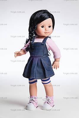 Детская кукла «Лиз в джинсовом сарафане», 06006