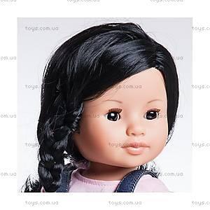 Детская кукла «Лиз в джинсовом сарафане», 06006, купить