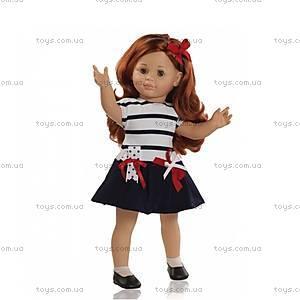 Мягконабивная кукла Майя с каркасом, 06203