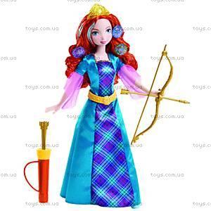 Кукла Мерида «Цветные волосы» серии «Отважная», Y8214