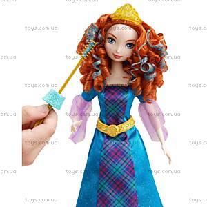 Кукла Мерида «Цветные волосы» серии «Отважная», Y8214, купить