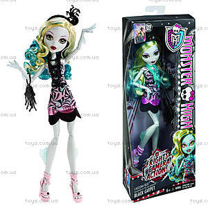 Кукла Monster High «Черная дорожка» из серии «Страх, камера, мотор», BDF22, фото