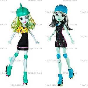 Кукла «Монстер Хай» из серии «Спорт», X3671, отзывы