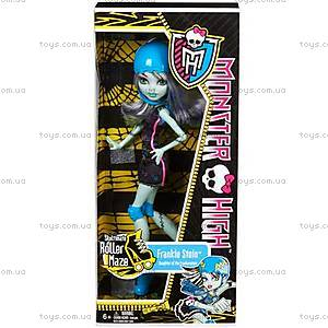 Кукла «Монстер Хай» из серии «Спорт», X3671