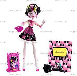 Кукла Monster High серии «Урок искусств», BDF11, отзывы