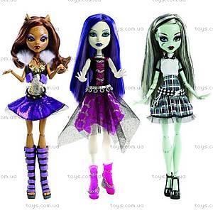 Кукла «Монстер Хай» из серии «Она Живая!», Y0421, фото