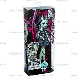 Кукла Monster High «Монстро-классика», CFC60, отзывы