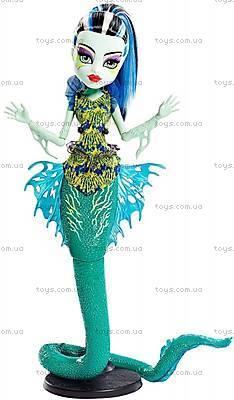 Кукла «Монстро-рыбка» из м/ф «Большой скарьерный риф», DHB57, отзывы