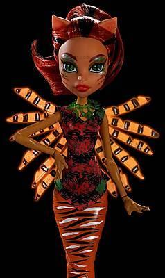 Кукла «Монстро-рыбка» из м/ф «Большой скарьерный риф», DHB57, цена