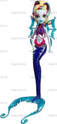 Кукла «Монстро-рыбка» из м/ф «Большой скарьерный риф», DHB57, игрушки