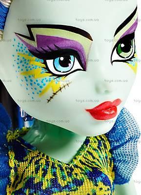 Кукла «Монстро-рыбка» из м/ф «Большой скарьерный риф», DHB57, магазин игрушек