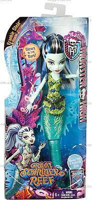 Кукла «Монстро-рыбка» из м/ф «Большой скарьерный риф», DHB57, toys