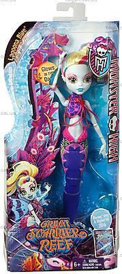 Кукла «Монстро-рыбка» из м/ф «Большой скарьерный риф», DHB57, іграшки