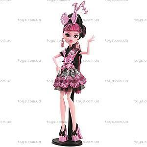 Кукла Monster High серии «Монстры по обмену», CFD17, купить