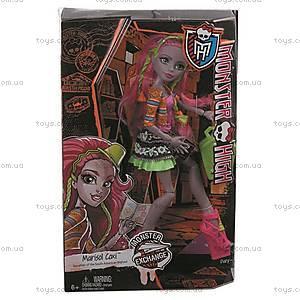 Кукла Monster High серии «Монстры по обмену», CFD17, фото