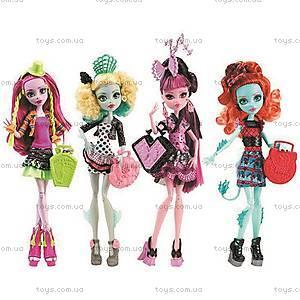 Кукла Monster High серии «Монстры по обмену», CFD17