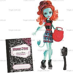 Кукла Monster High серии «Монстры по обмену», CFD17, цена