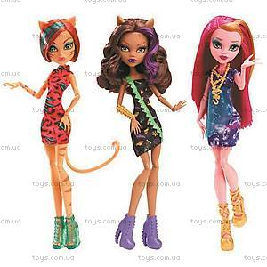 Кукла Monster High «Чумовая экскурсия», CFC74