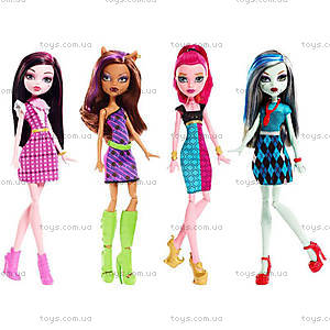 Кукла Monster High «Моя монстро-подружка», DKY17, купить