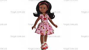 Детская кукла «Нора в платьице», 04598