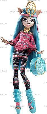 Кукла Monster High «Монстры по обмену», DJR52, купить